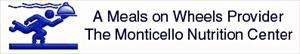 A Meals on Wheels Provider - The Monticello Nutrition Center